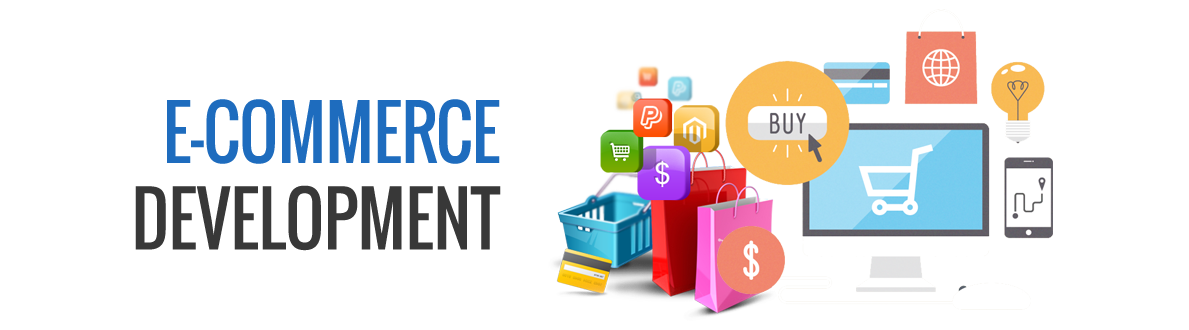 eCommerce Website Design & Development Services